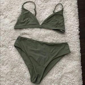 Other - High-waisted bikini!!